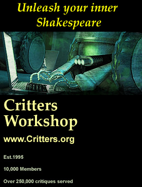 Unleash your inner Shakespeare at Critters.org
