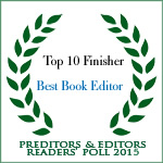 Top book editors