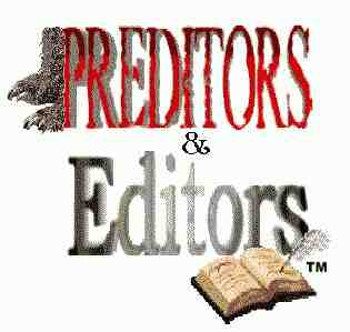 Preditors & Editors